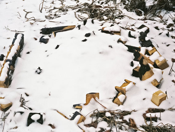 Dernières neiges, Alice Meyer