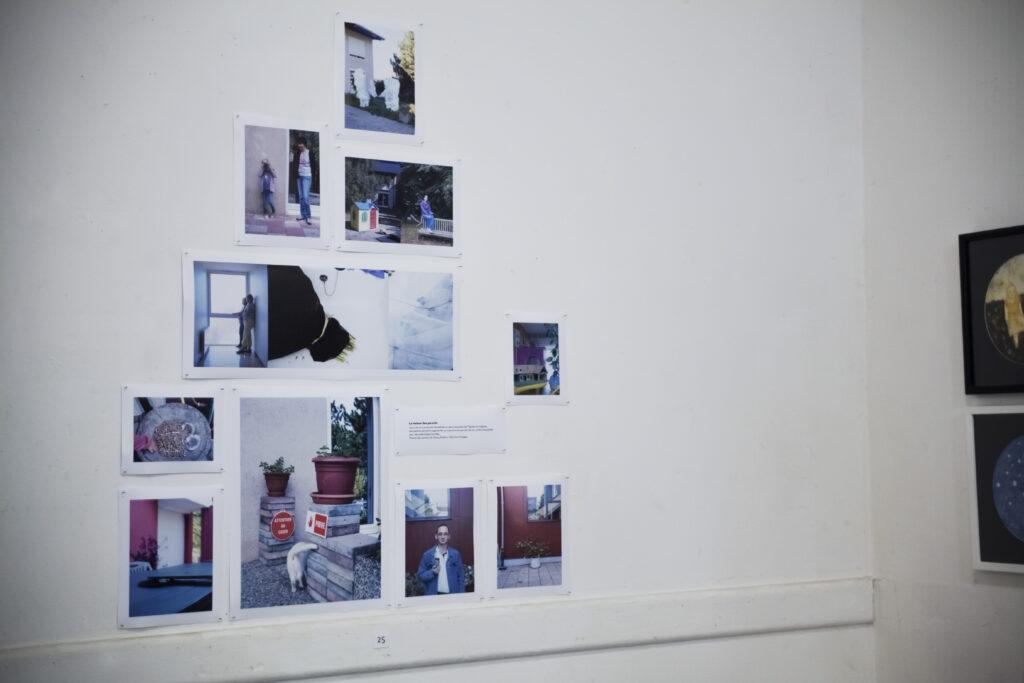 exposition Plus belle la vie, Ateliers des trois huits, Nancy. La maison des parents. Alice Meyer